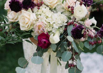 Wedding Flower Bouquet by Camrose Hill